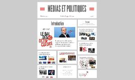 MEDIAS ET POLITIQUES