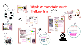Copy of Why do we choose to be scared? the horror film