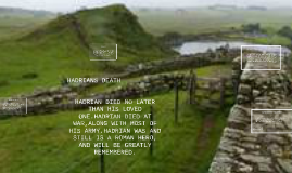 HADRIAN BY: BAILEY R.