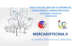 Copy of PLANEACION ESTRATEGICA EN MERCADOTECNIA
