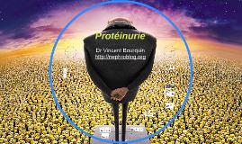 Protéinurie