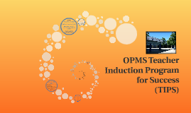 OPMS Teacher Induction Program for Success