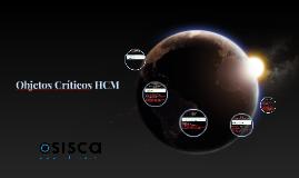 6 Objetos Críticos HCM