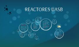 Copy of REACTORES UASB