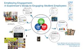 Employing Engagement: A Supervisor's Guide to Engaging Student Employees (update)