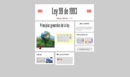 Ley 99 de 1993