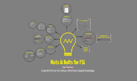 Nuts & Bolts for FSL