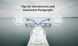 Tips for Introduction and