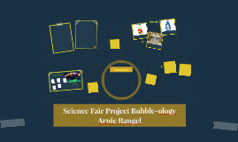 Science Fair Project Bubble-ology