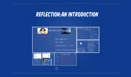 Reflection:An Introduction
