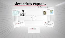 Copy of Alexandros Papagos