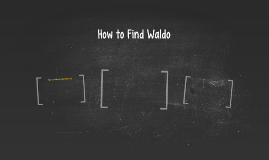 How to Find Waldo