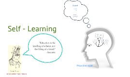 softskill training - Part 2 - Self Learning