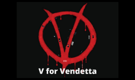 """v for vendetta thesis Several students have told me that the film v for vendetta is """"just like"""" 1984  since i'm always interested in resources that might make orwell's."""