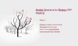 Copy of Analisis General de los Modulos ERP - ORACLE