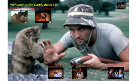 Welcome to the Caddyshack LDI