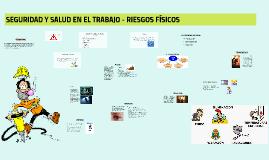 Copy of SALUD OCUPACIONAL - RIESGOS FISICOS
