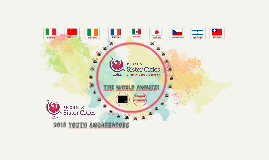 2018 Youth Ambassadors