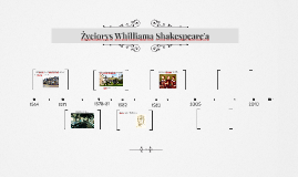 Copy of Życiorys Whilliama Shakespears'a