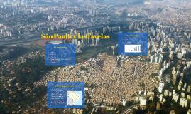 São Paulo y las favelas