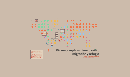 Copy of Exilio, desplazamiento migración y refugio