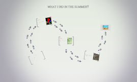 What i did in summer!?!