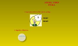MC VISIT & COACHING AIESEC UDEP (PIURA)