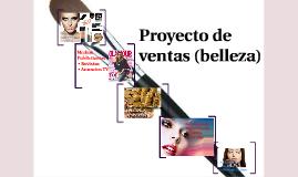 Proyecto de ventas (belleza)