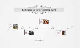Guerre de Cent Ans (1337-1453)