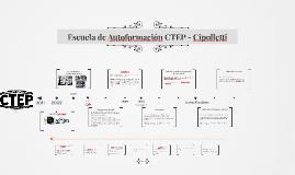 Escuela de Autoformación CTEP - Cipolleti