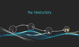 The 1950's/40's