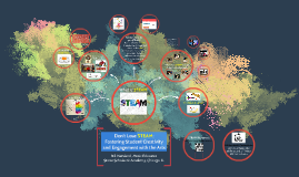 Don't Lose STEAM: Fostering Student Creativity and Engagement with the Arts