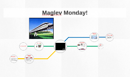 Maglev Monday!