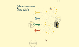 Meadowcreek Key Club