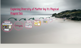 Chapter 2: Exploring Diversity of Matter by its Physical Properties
