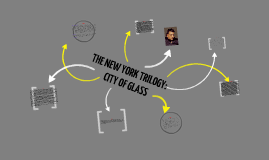 Copy of The New York Trilogy: The city of glass