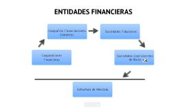 Entidades Financieras - Servicios Financieros