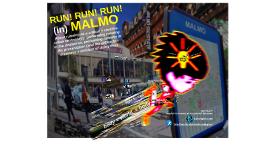 2015: GIG: RUN! RUN! RUN! Malmo, Sweden.
