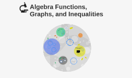 Algebra Functions, Graphs, and Inequalities