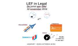 LEF in Legal