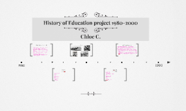 History of Education project