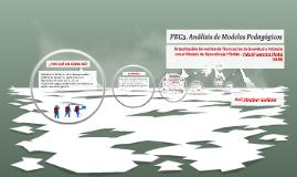 PEC3. Análisis de Modelos Pedagógicos