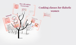 Antenatal cooking classes for diabetic women