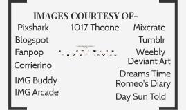 Romeo & Juliet Twitter Assignment