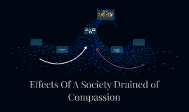 Effects Of A Society Drained of Compassion