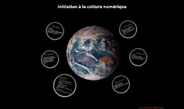 Initiation à la culture numérique
