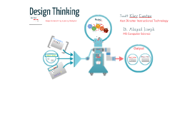 Design Thinking - steps to becoming a young designer