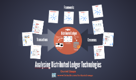 Analysing Distributed Ledger Systems