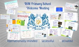 ISM Primary School