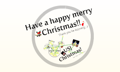USJ christmas!